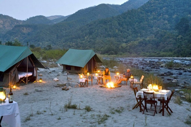 Himalayan Outback Mahseer River Trip