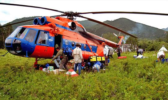 zhupanova helicopter