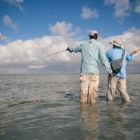 Bonefish guide point