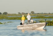 Dorado Boat Argentina Fly Fishing