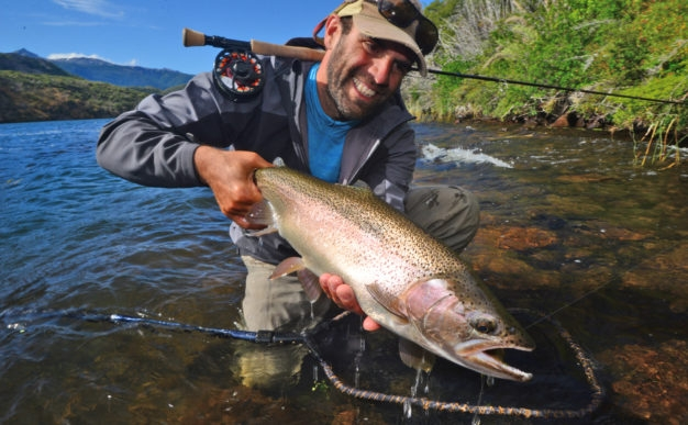 Emiliano Luro Fly Fishing Guide