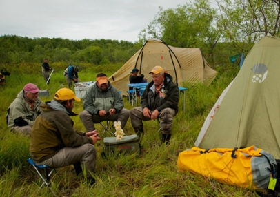 Kamchatca Wilderness Float Trips