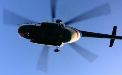 Kamchatka Helicopter Fishing