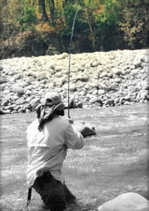 Mahseer Fishing Vacation