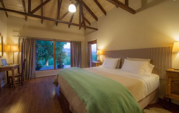 Patagonia River Guides Trevelin Lodge Room