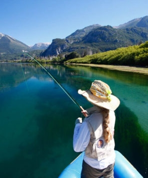 Patagonia River Guides Fly Fishing Lodge Program