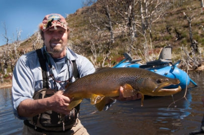 Patagonia River Guides Lake Fishing