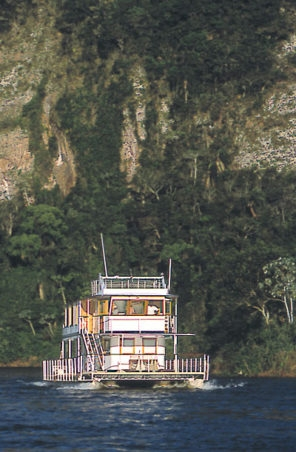 Argentina Parana Dorado Fishing Cruiser