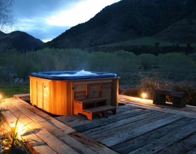 New Zealand Five Star Fishing Lodge